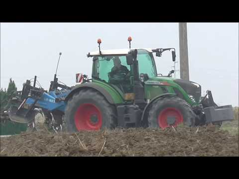 |New Fendt 724 Vario + Sigma| by CRISS130!!