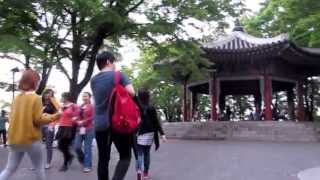 Adventure Time in Seoul (ATIS) -- Namsan Tower/ N.Seoul Tower