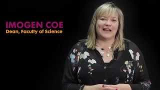 Ryerson #IMACHANGEMAKER Spotlight Series: Imogen Coe, Dean, Faculty of Science