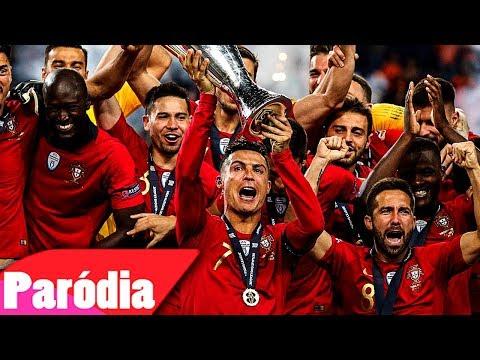♫ PORTUGAL (PARÓDIA) | A RECONQUISTA DA EUROPA