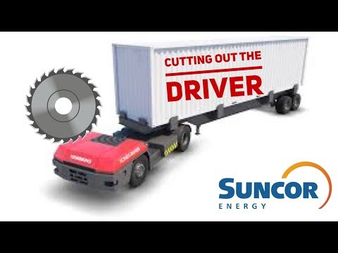 Suncor to cut 400 Jobs to implement 150 autonomous trucks