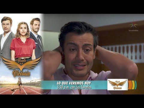 El vuelo de la Victoria | Avance 15 de septiembre | Hoy - Televisa