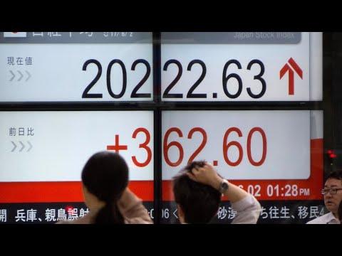 Après Wall Street et les bourses asiatiques, les bourses européennes plongent aussi