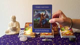 Weekly Angel Card Reading for April 23rd - 29th, 2018