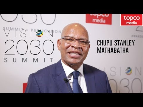 Vision 2030 | Interview | Chupu Stanley Mathabatha | Premier of Limpopo | 2017