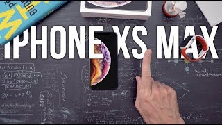 Unboxing zlatého iPhone XS Max [4K]