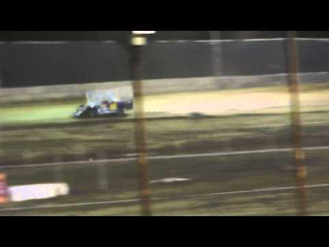 Larry Jones Late Model Nevada Speedway 9/13/14