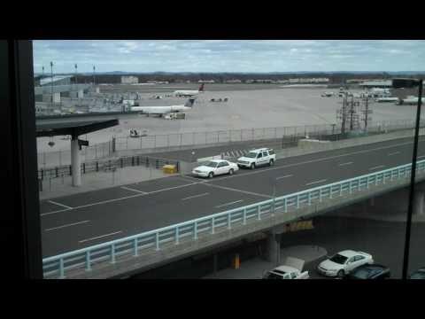 Dover Hydraulic Elevators @ Bradley International Airport Parking Garage Windsor Locks, CT
