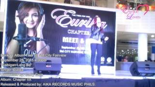 Eurika - Kaibigan Lang Ba (Album Tour @ SM City Fairview 09.25.15)