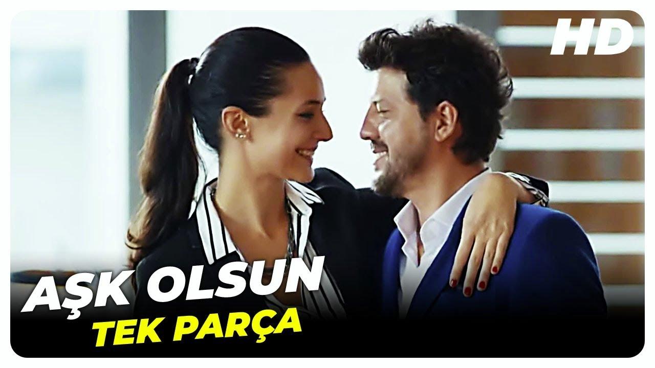 Aşk Olsun | Türk Komedi Filmi Tek Parça (HD)