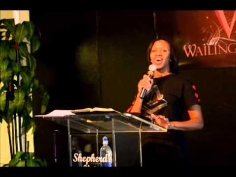 Prophetess Shaunta D. Scroggins - thequeenlife.com