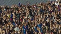 Island Empfang der Mannschaft