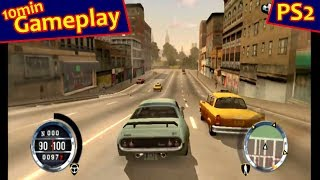 Driver: Parallel Lines ... (PS2)