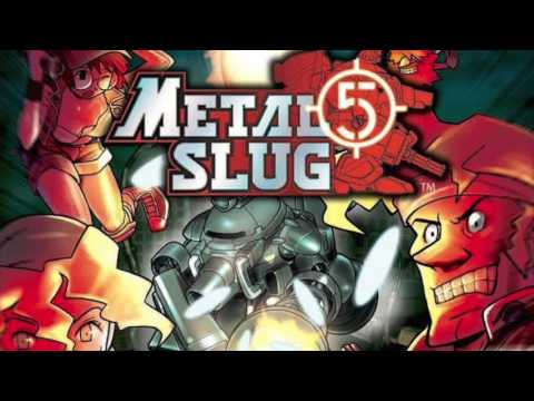 2 hours Metal Slug 5 Theme (Heavy African) [OST Extended]