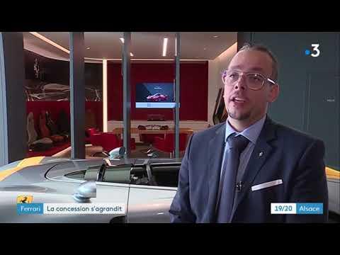 Mulhouse : Ferrari S'agrandit En Alsace