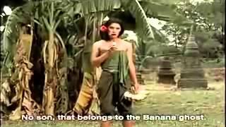 Quảng cáo Thái Lan hài hước - Funny Thailand Ghost