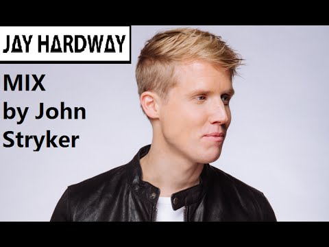 MEGAMIX Jay Hardway - 2016 (All his songs ever made)