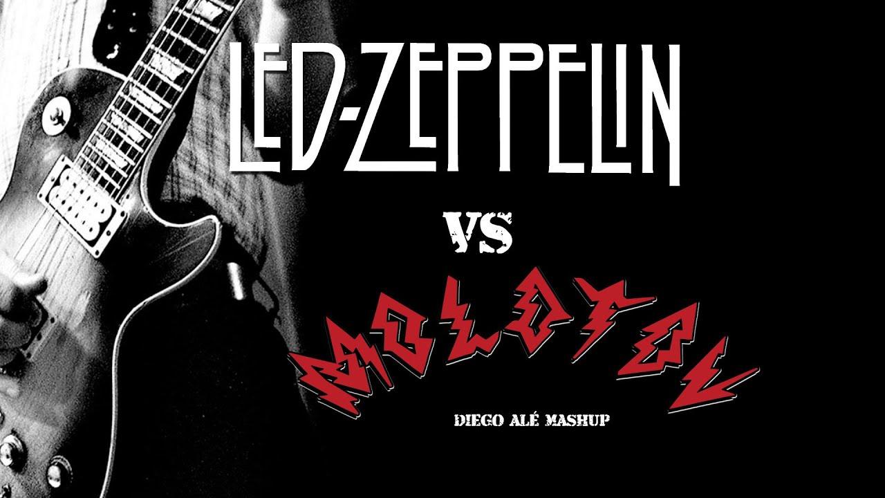 led zeppelin vs molotov - whole lotta amateur (diego @lé mashup