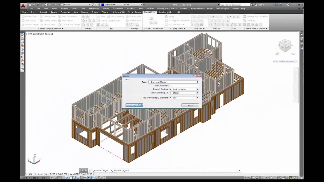 dietrich 39 s 3d cad cam software full version youtube. Black Bedroom Furniture Sets. Home Design Ideas
