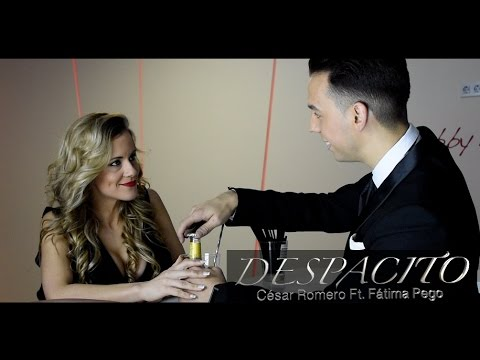 Despacito - Luis Fonsi ft. Daddy Yankee (BACHATA) | Cover By César Romero ft. Fátima Pego