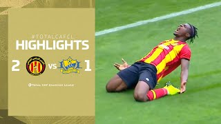 HIGHLIGHTS   ES Tunis 2 - 1 Teungueth FC   MD 1   TotalCAFCL