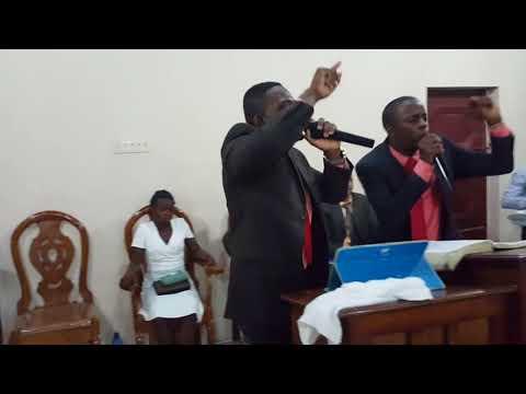 Convención #25 En Haití Con El Evg: Moisés Fabian Con El Tema: (Una Reina Huérfana)