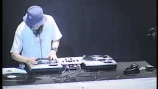 DJ $HIN 1998 DMC JAPAN FINAL