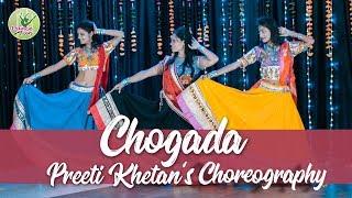 Dance Fun | Chogada - Loveratri | Preeti Khetan's Choreography
