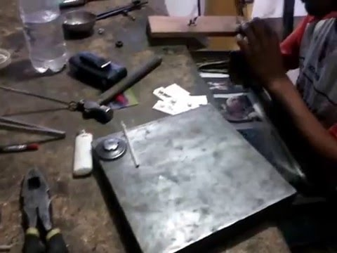 Producing Margot de Taxco Sterling Silver Jewelry Designs