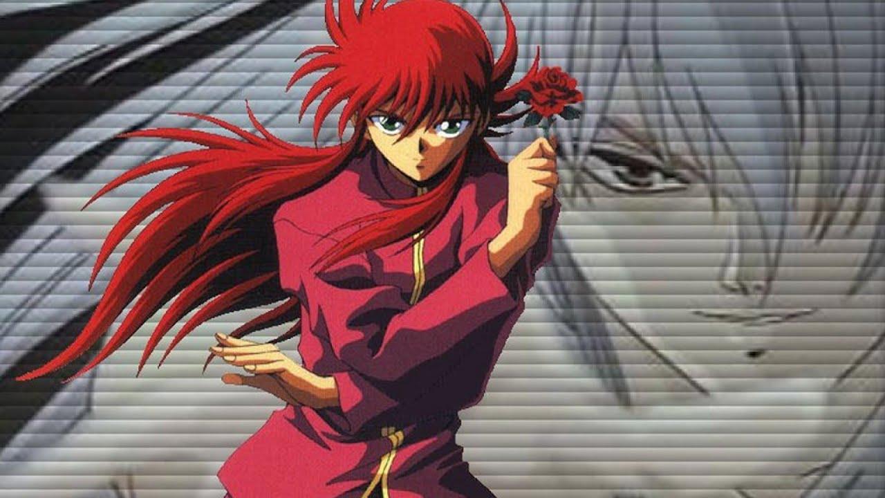 Image result for kurama yu yu hakusho