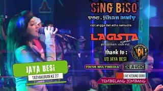 SING BISO JIHAN AUDY LAGISTA TERBARU 2018 LIVE JAYA BESI KEDUNG DORO TEMBELANG