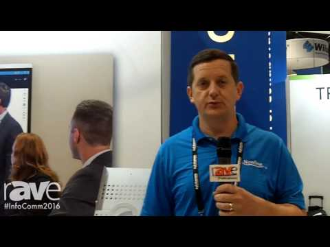 InfoComm 2016: Newline Introduces TRUTOUCH X9 Collaboration System