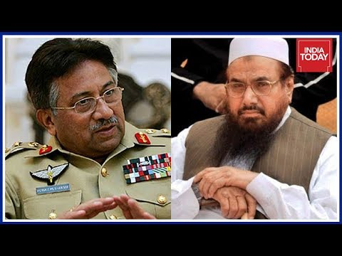 India First: General Pervez Musharraf Exclusive On His Alliance With Hafiz Saeed