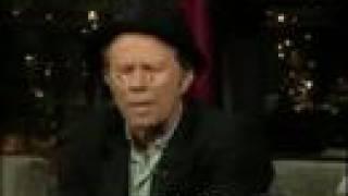 Tom Waits letterman interview  sous-titres français