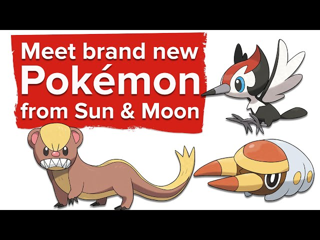 Sources Nintendo Switch To Get Pokémon Sun And Moon Version