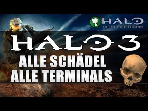 Halo 3 - Alle Schädel / Alle Terminals - The Master Chief Collection - Guide