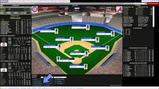 OOTP Baseball 16 Tutorial #2: Calling the Shots From the Dugout