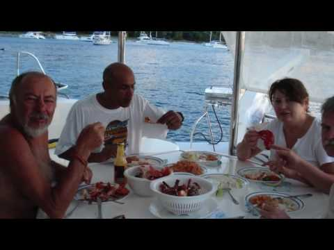 One Way Sailing Yacht Charter between St Lucia and Grenada!