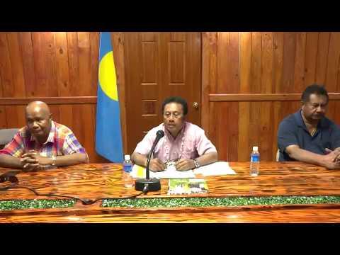 Press Conference w/ President of ROP, Senators, & Delegates  - 9/27/17