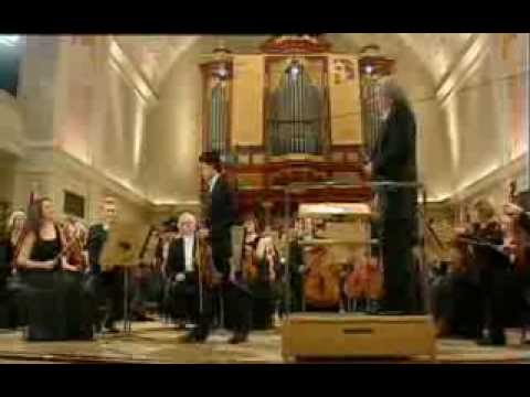 Arata Yumi plays at 14th International Henryk Wieniawski Violin Competition 2011 (Stage 4)