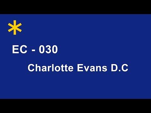 EC- 030: Charlotte Evans D.C