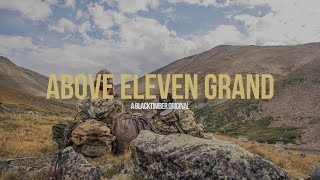ABOVE ELEVEN GRAND | BLACKTIMBER ORIGINIAL