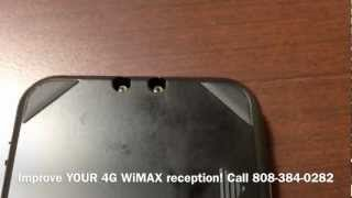 Improve your CLEAR Spot 4G Apollo reception with a WiMAX Antenna. Call 808-384-0292