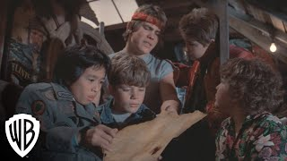 The Goonies | Finding One-Eyed Willy's Treasure Map | Warner Bros. Entertainment