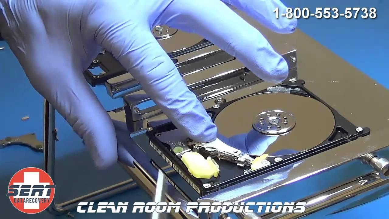 Hard Drive Recovery & Repair | SERT #1 Rated HD Data