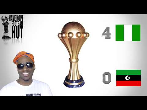 Nigeria 4-0 Libya Post Match Analysis | AFCON 2019 Qualification Reaction Review