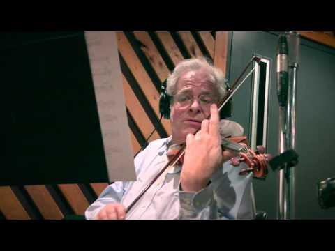 Itzhak Perlman Records Fiddler
