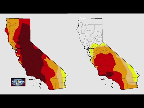 Officials say more than 40 percent of California out of drought after powerful storms