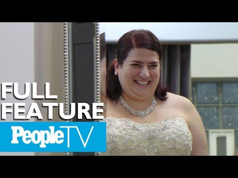 Curvy Bride Branches Out And Tries Form-Fitting Gown | The Perfect Fit | PeopleTV