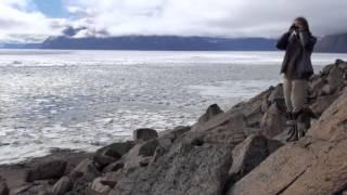 Teaser Vagabond en hivernage au Nunavut